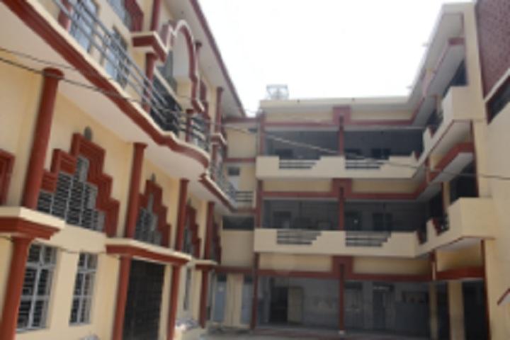 Girish Prasad Memorial College-School Building