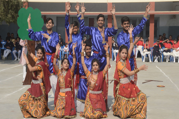 Girish Prasad Memorial College-Annual Day