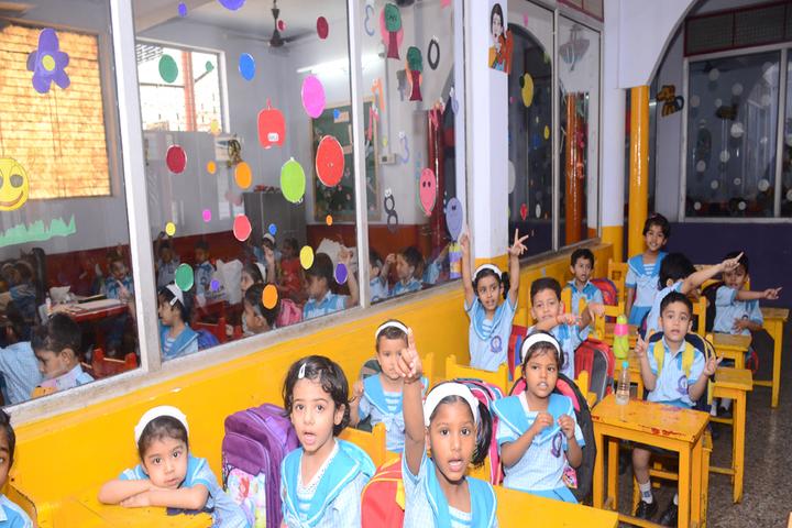 Girish Prasad Memorial College-Classroom
