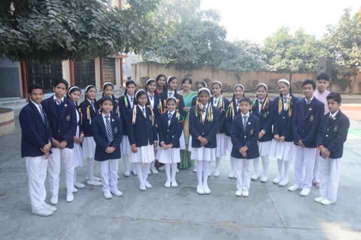 Girish Prasad Memorial College-Independence Day