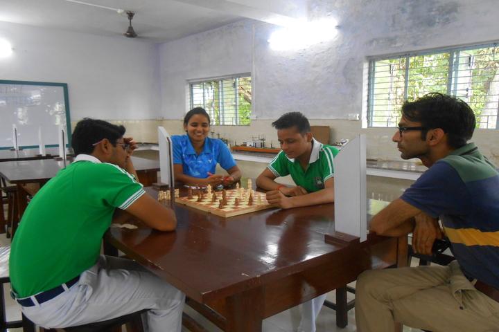 Girish Prasad Memorial College-Indoor Games