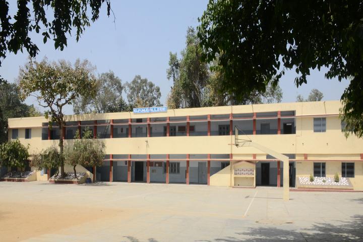 Girish Prasad Memorial College-School View