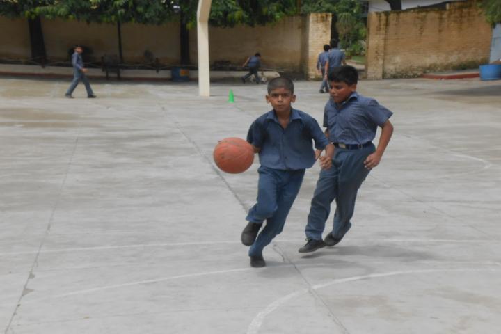 Girish Prasad Memorial College-Sports
