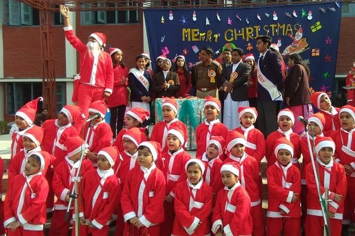 St Mary S School-Christmas Celebration