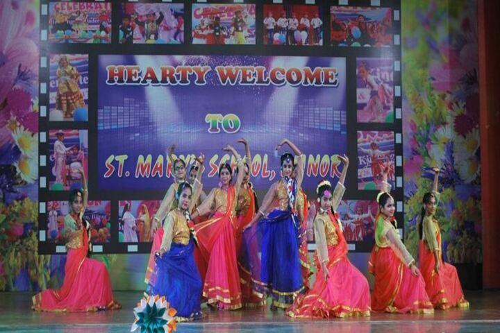 St Mary S School-Dance