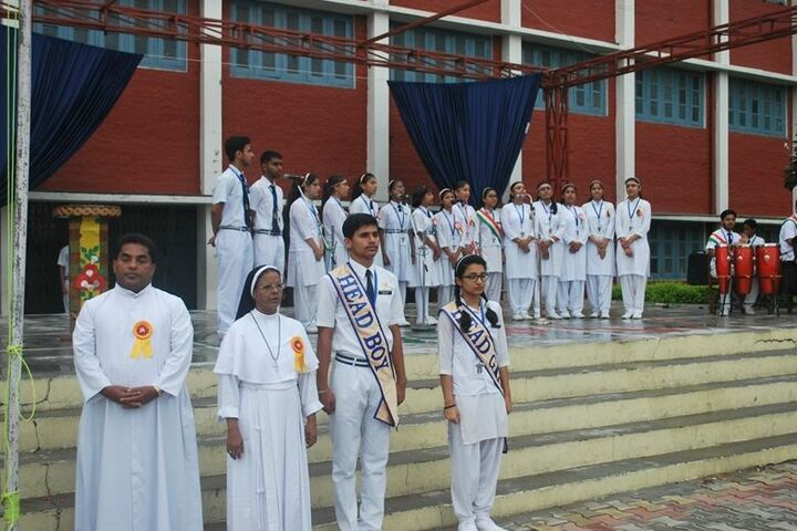 St Mary S School-Independence Day Celebration