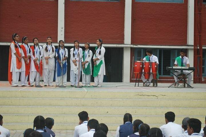 St Mary S School-Singing