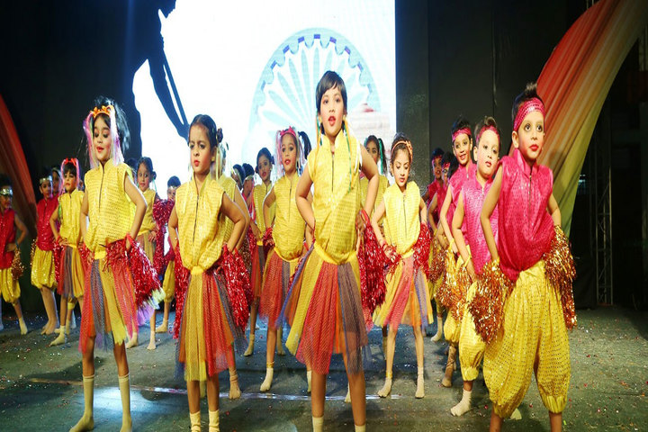 St Paul S Academy-Dancing Activity