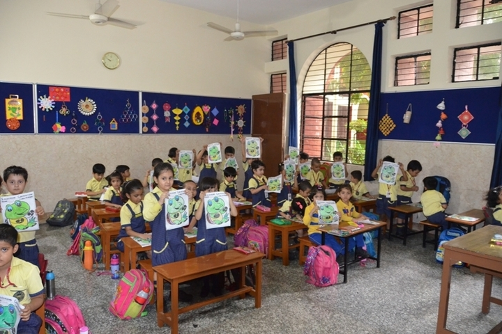 St Paul S Academy-Drawing Activity