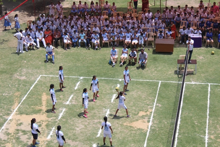 St Paul S Academy-Play Ground
