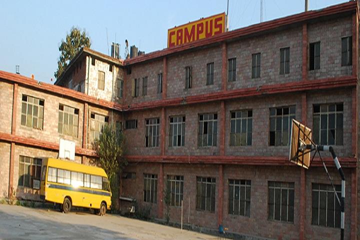 Campus School-School Building