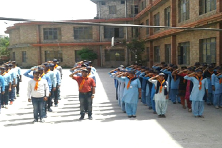Campus School-Scouts And Guides