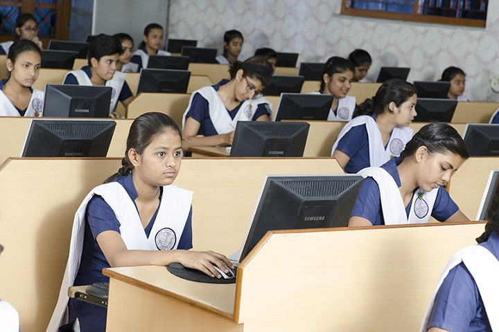 St Francis Convent Inter College-Computer Lab