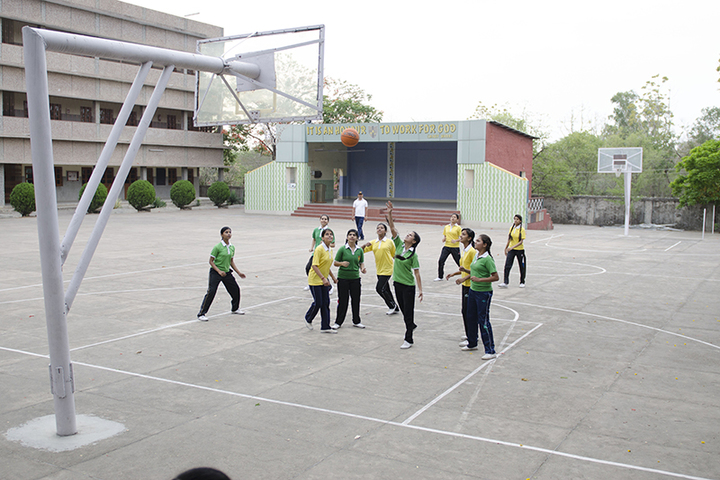St Francis Convent Inter College-Sports