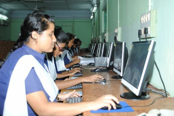 St Mary S Convent High School-Computer Lab