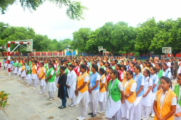 St Mary S Convent High School-Independence Day