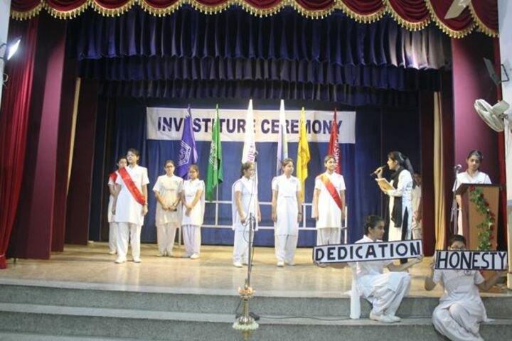 St Mary S Convent High School-Investiture Ceremony
