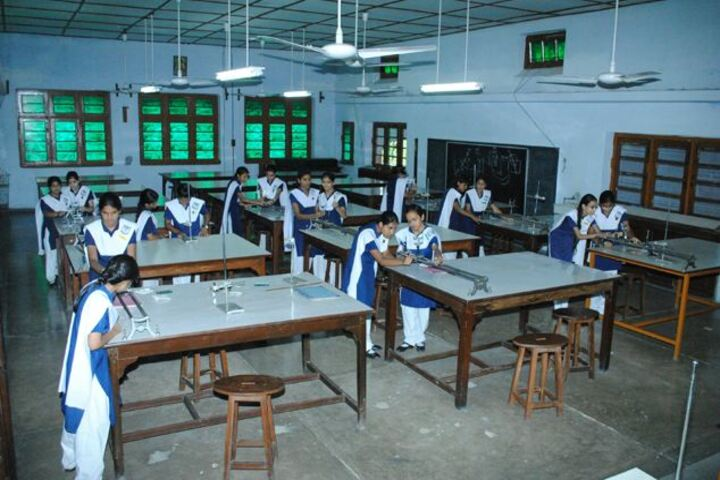 St Mary S Convent High School-Physics Lab