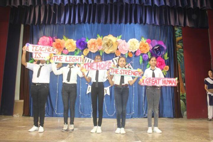 St Mary S Convent High School-Teachers Day