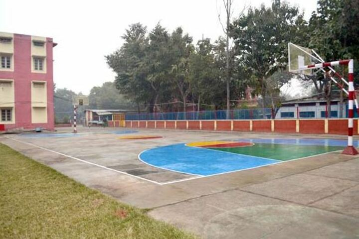 St Aloysius High School-Basket Ball Court