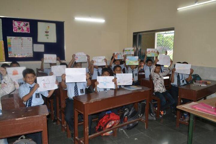 St Aloysius High School-Classroom Activity