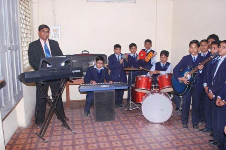 St Aloysius High School-Music Room