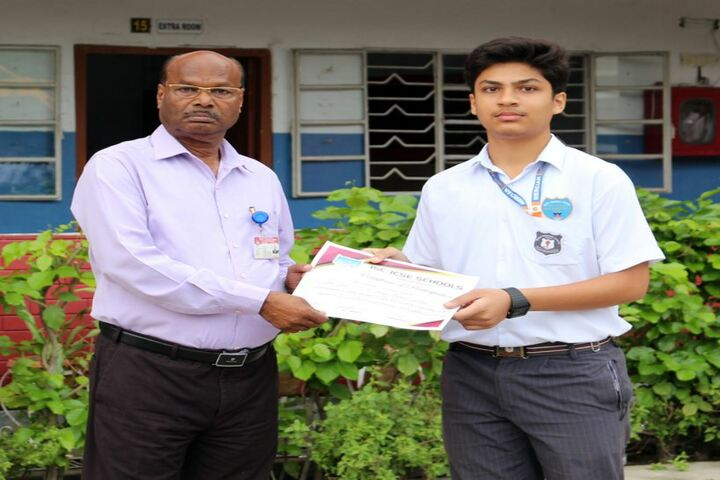 Mercy Memorial School-Annual Prize Distribution