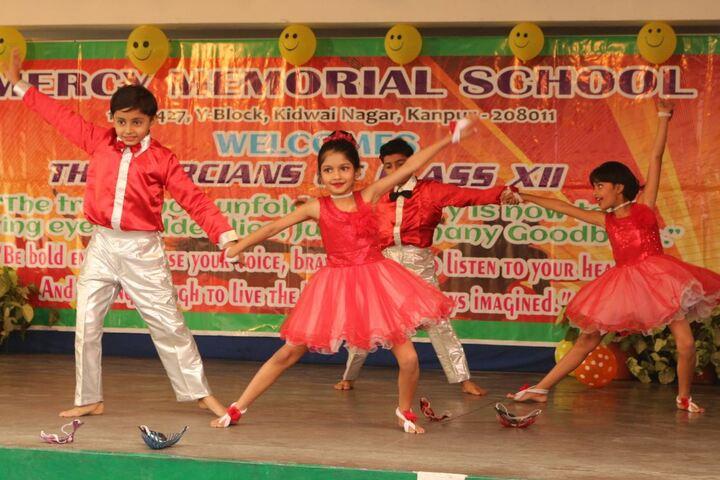 Mercy Memorial School-Foundation Day
