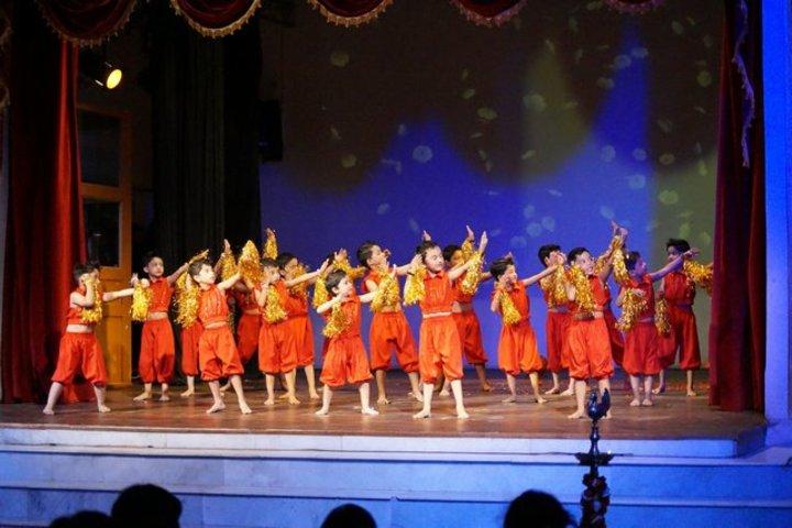 La Martiniere College-Dancing Activity
