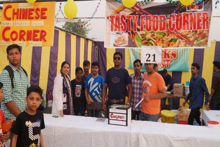 La Martiniere College-Food Fest