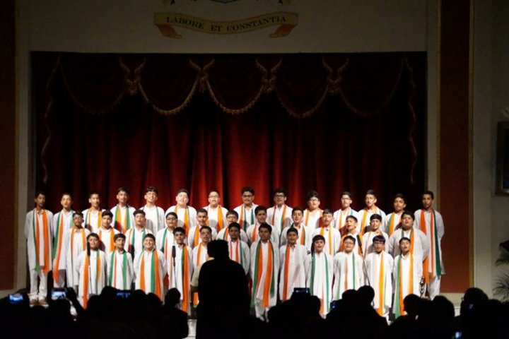 La Martiniere College-Independence Day