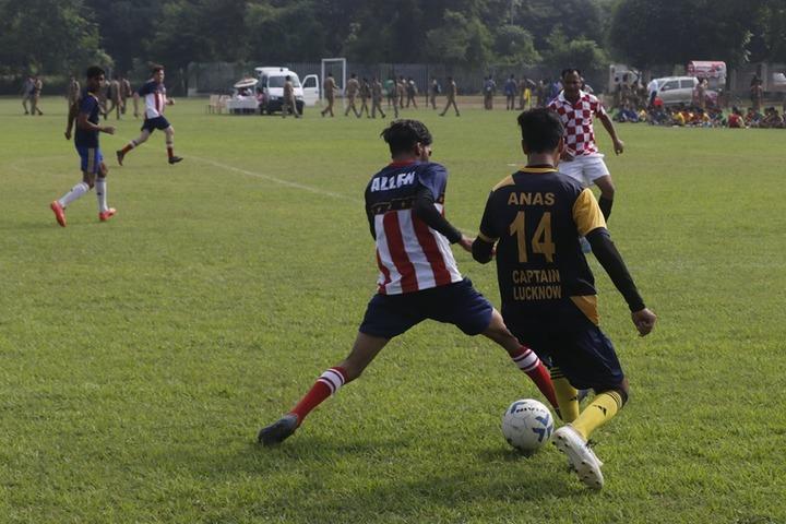 La Martiniere College-Play Ground