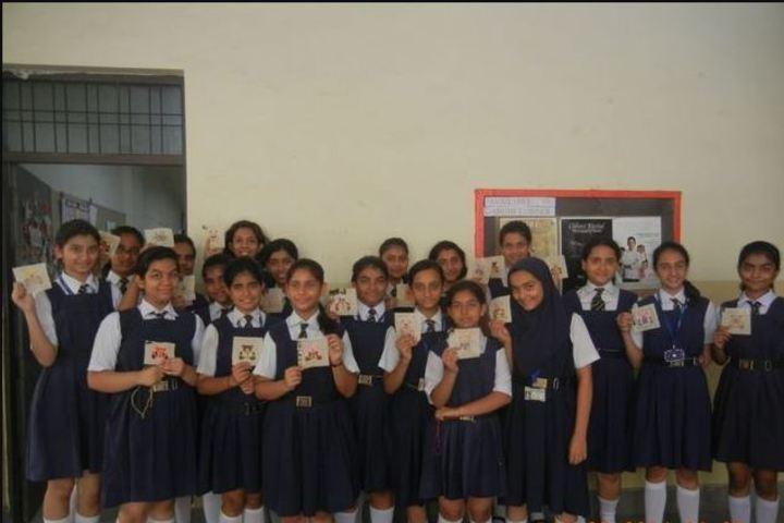 La Martiniere Girls College-Activity