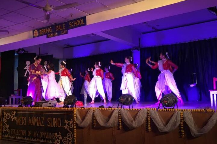 Spring Dale College-Annual Day