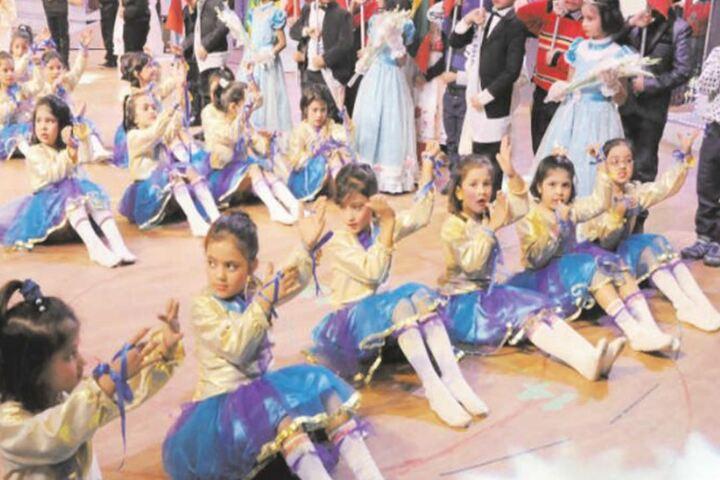 City Montessori High School-Annual Day