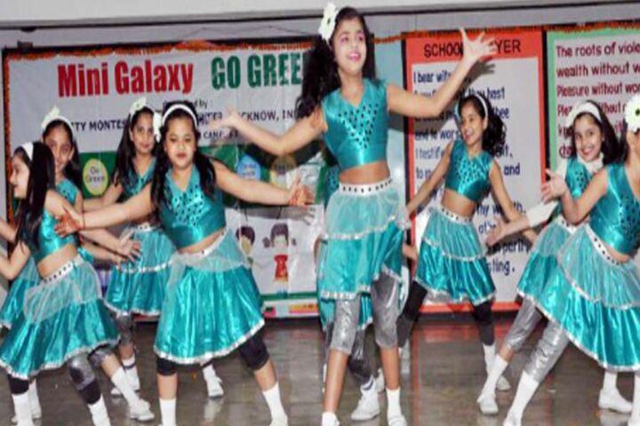 City Montessori High School-Dance
