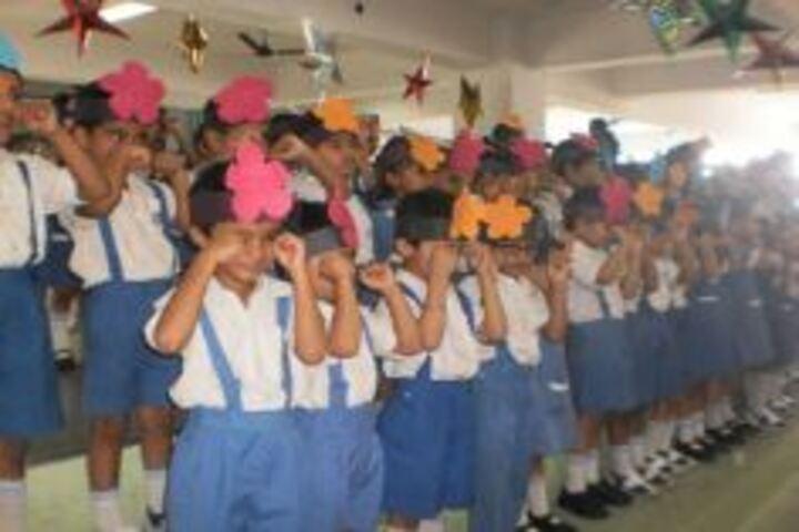 City Montessori High School-Junior Wing Activity
