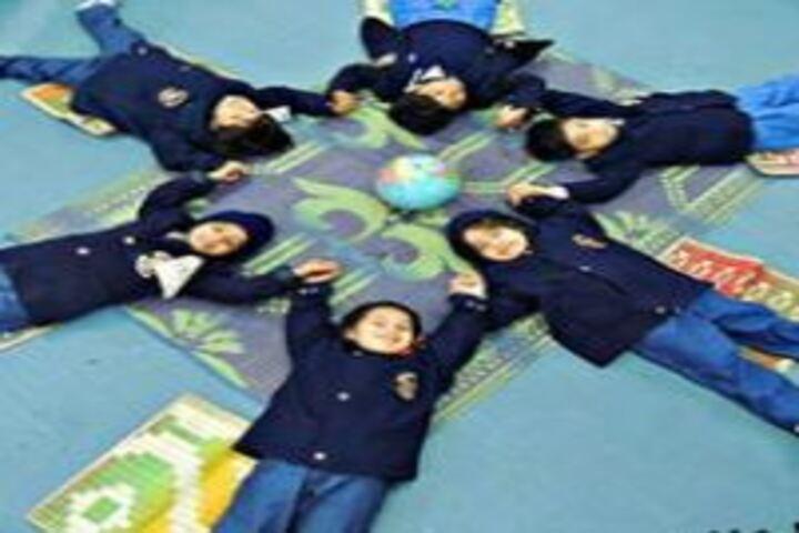 City Montessori High School-Peace Day Celebrations