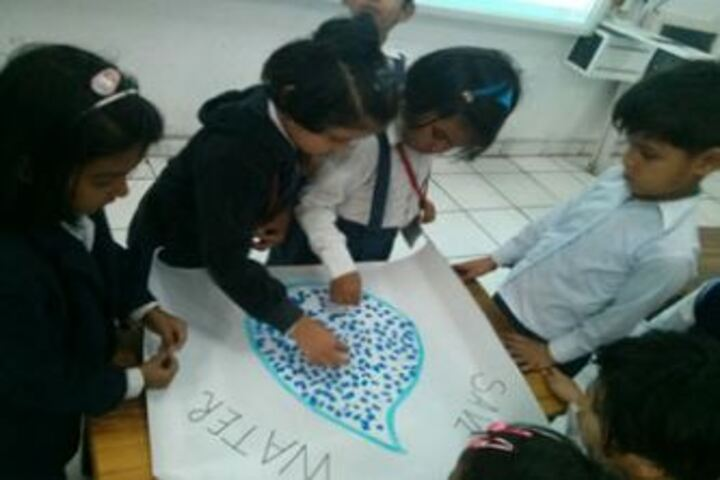 City Montessori High School-World Water Day