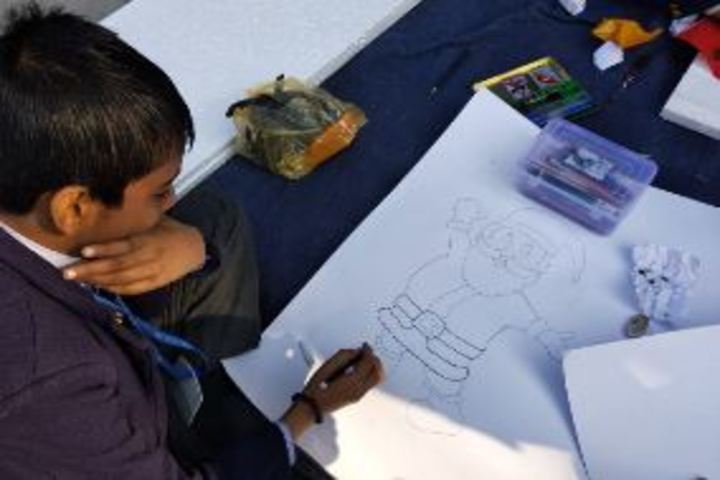 St Judes College-Drawing Activity