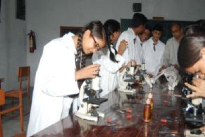 St Judes College-Biology Lab