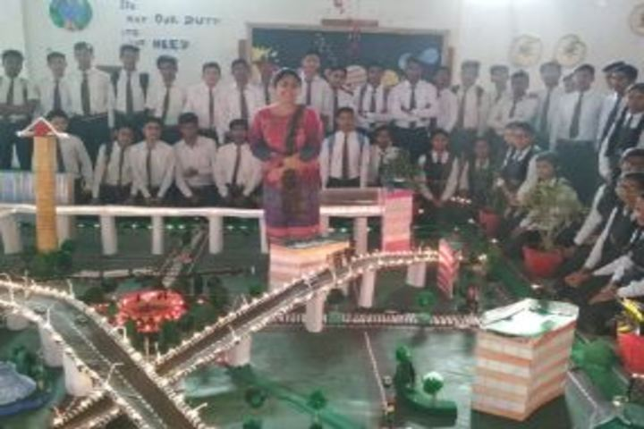 St Judes College-Metro X Green City Project