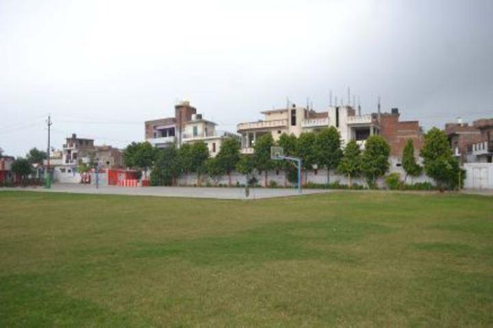 St Judes College-Play Ground