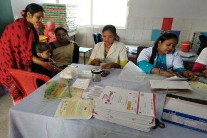 St Judes College-Rubella Vaccination Camp