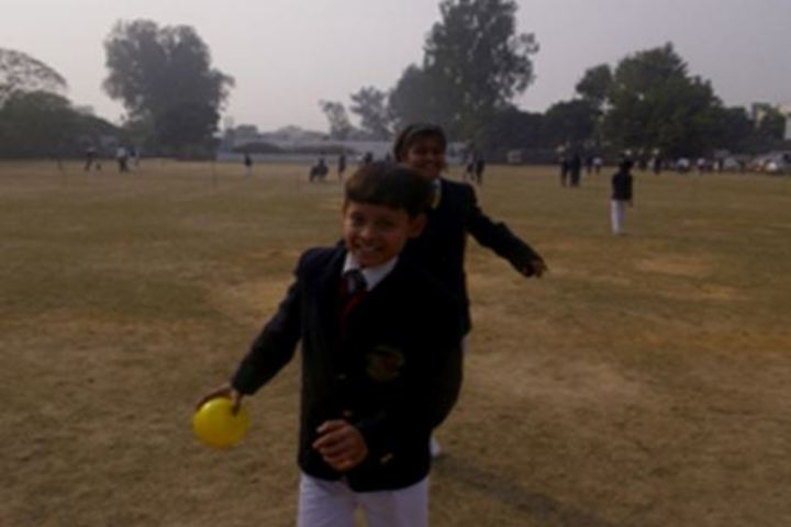 City Montessori Inter College-Games