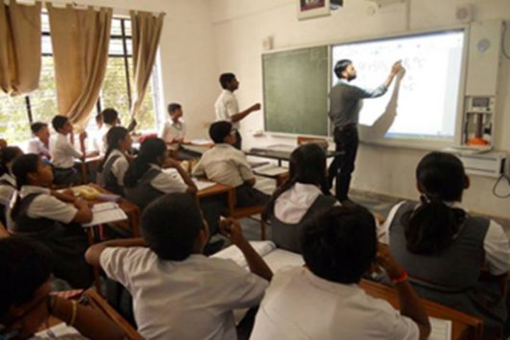 City Montessori Inter College-Smart Classes