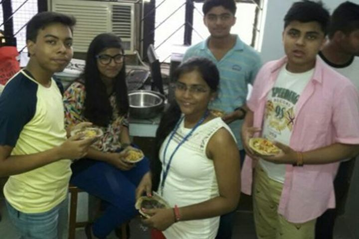 City Montessori Inter College-Summer Work Shop