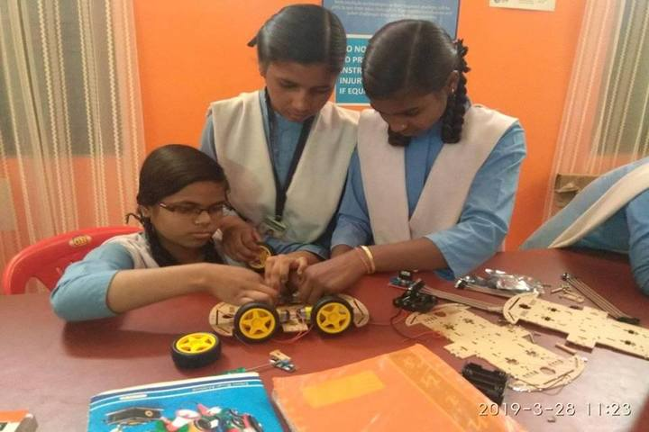 Govt Girls Higher Sec School Surguja-Activity