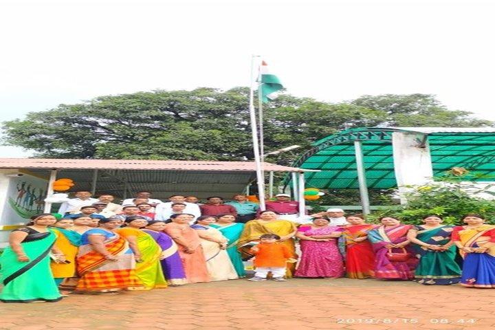 Govt Girls Higher Sec School Surguja-Independence Day