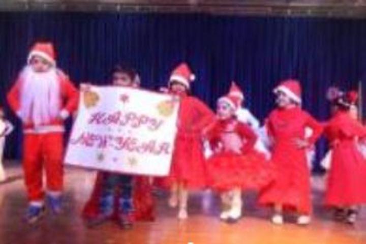 St Josephs Academy-Christmas Celebrations